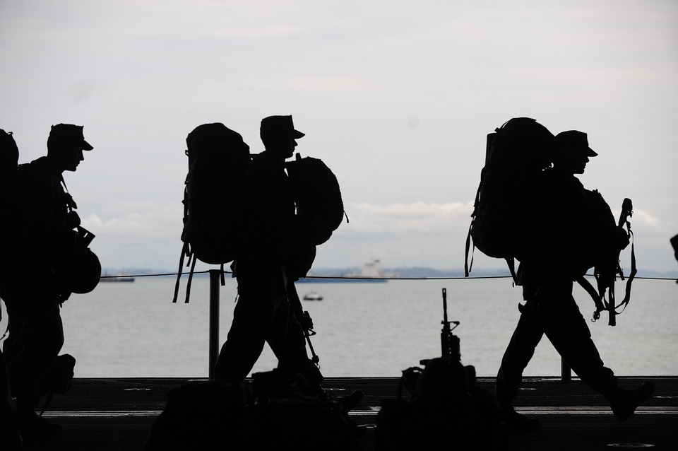 History of Military Backpacks and Rucksacks