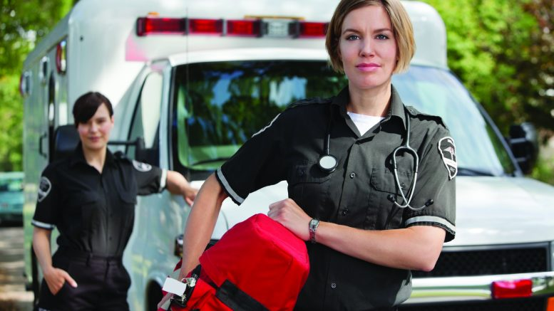 First Responder with Professional Kit