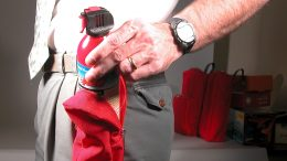 Fieldtex EMS Fire Extinguisher Holster